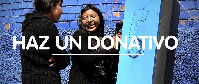 colabora donativo