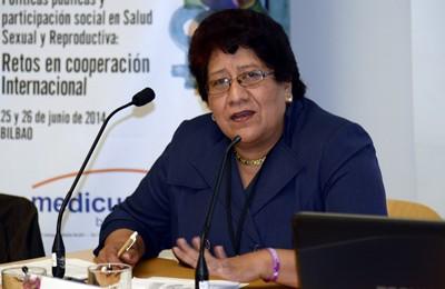 Entrevista a Verónica Castellanos Image