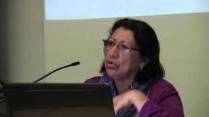 Conferencia: Dificultades en el aterrizaje de políticas públicas en el ámbito del combate de la violencia de género en Honduras y Guatemala: Betty Porras