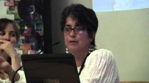 Mesa de Debate: Construcción de estado desde la sociedad civil: Cristina Alvarado