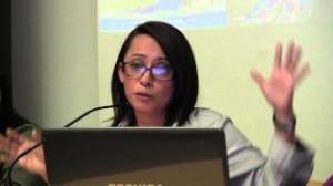 Conferencia: Dificultades en el aterrizaje de políticas públicas en el ámbito del combate de la violencia de género en Honduras y Guatemala: Mirella Melgar