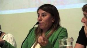 Mesa de Debate: Construcción de estado desde la sociedad civil: Verónica Cruz