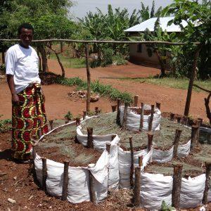 """""""A través de las cooperativas agrícolas, las mujeres fomentan el autoconsumo y se han empoderado en la comunidad"""""""