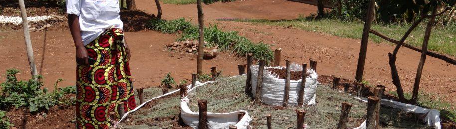 """""""A través de las cooperativas agrícolas, las mujeres fomentan el autoconsumo y se han empoderado en la comunidad"""" Image"""
