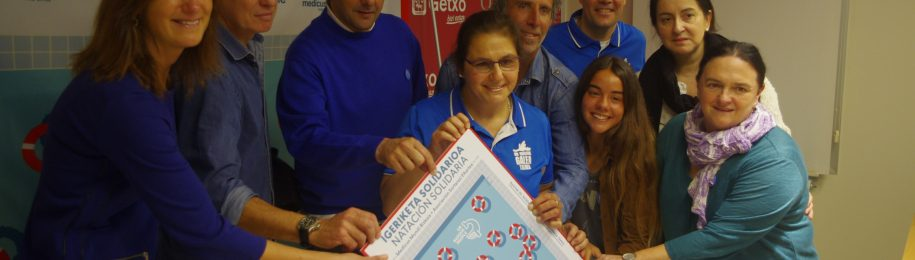 Getxo acogerá el 30 de abril la II. edición del evento solidario Ur Basque People Image