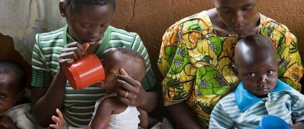 Presentamos el proyecto para el tratamiento y la prevención de la malnutrición en la RD del Congo Image
