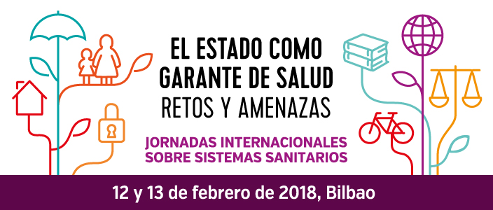 Simposio amenazas a l salud Bilbao 2018