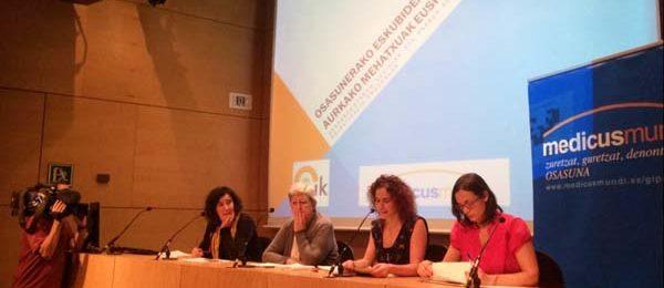 En Euskadi uno de cada cuatro euros gastados en sanidad se destina al sector privado Image