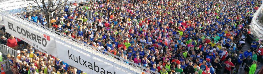 Jornada festiva en la carrera popular Desde Santurce a Bilbao Image