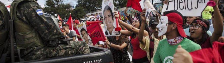 Inestabilidad tras las elecciones en Honduras Image
