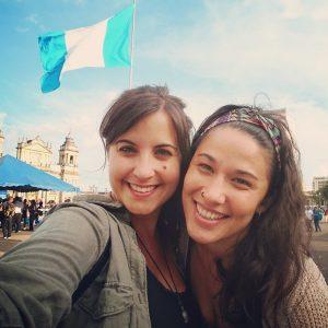 Entrevista jóvenes vascas cooperantes en Guatemala