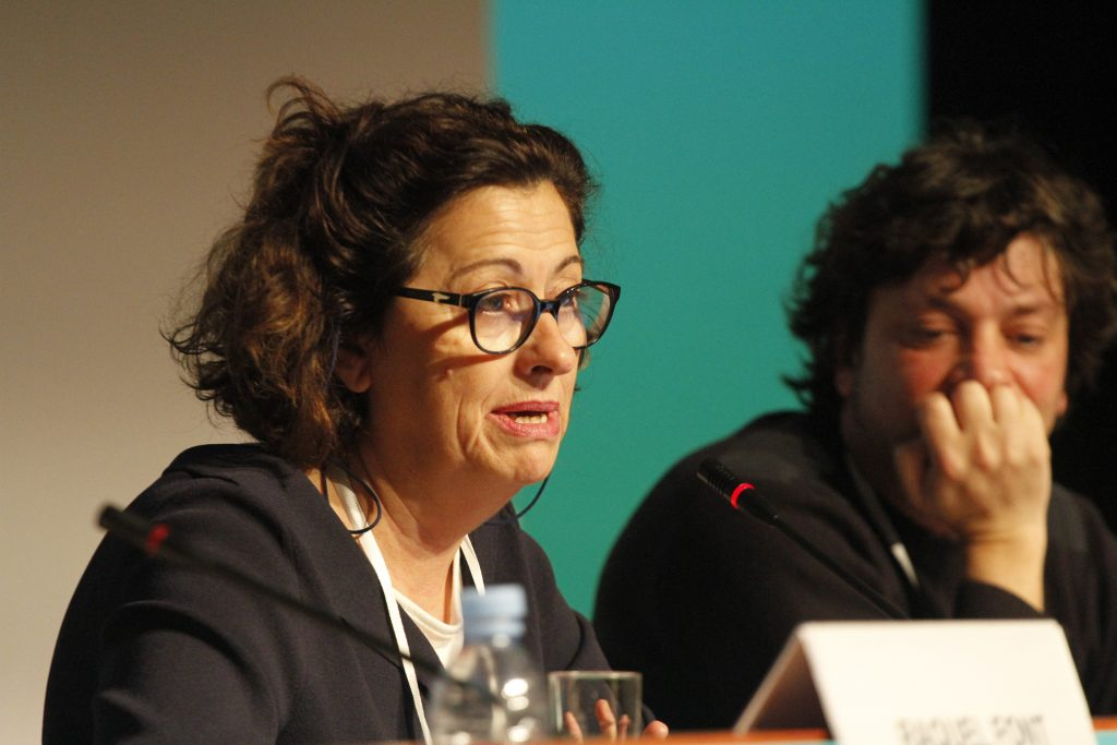Elena Rodriguez, miembro del Opik