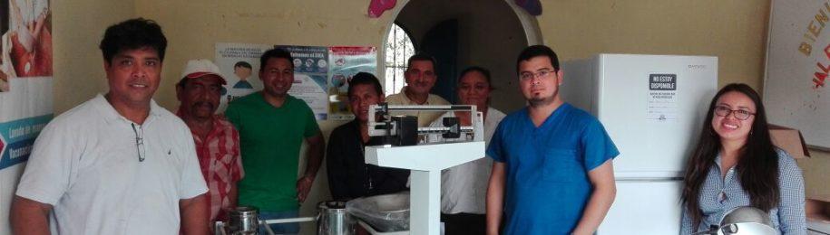 Objetivo del Crowdfunding cumplido: los materiales ya están en el centro de salud de El Reposo, en Guatemala Image