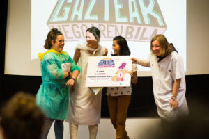 jóvenes en busca del sur - gazteak hegoaren bila