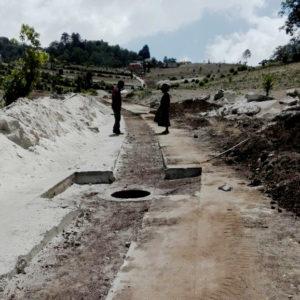 Proyecto para el abastecimiento de agua y saneamiento para la población indígena maya mam en Guatemala