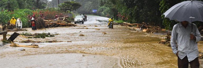 Ayuda humanitaria para Omoa, Honduras Image