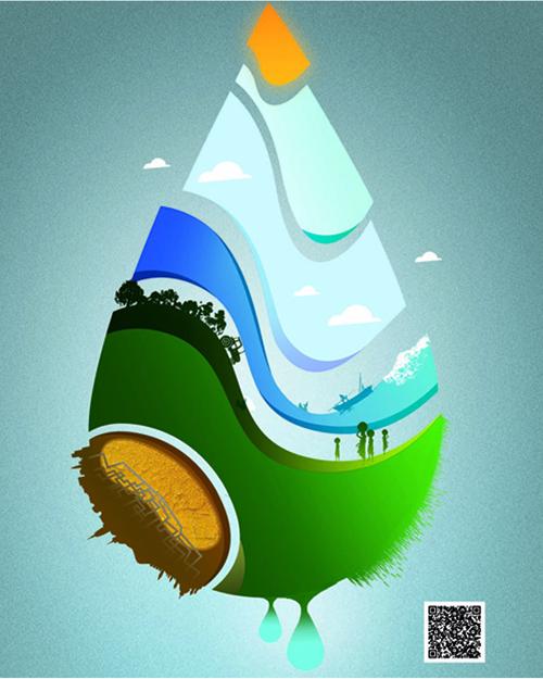 El agua y el cine. Una gota, un mundo, un derecho