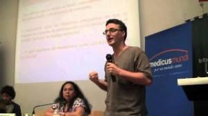 Hasierako hitzaldia: La construcción de estado y participación social. : Jorge Irazola