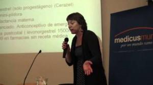 Eztabaida-mahaia: La prestación de derechos socio-sanitarios desde el sistema de salud: María Luisa Delgado