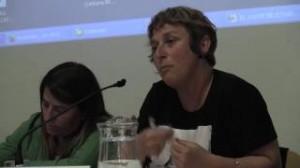 Eztabaida-mahaia: Construcción de estado desde la sociedad civil: Teresa Maldonado