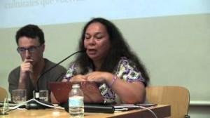 Hasierako hitzaldia: La construcción de estado y participación social. : Ana Silvia Monzón