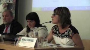 Inaugurazioa: Mónica Fernández – Agencia Vasca de Cooperación para el Desarrollo