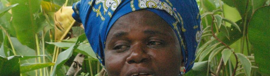 """[Entrevista] Marie Josée Kandomba """"Levain des Masses se ha convertido en referente de la defensa de los intereses de las mujeres"""" Image"""