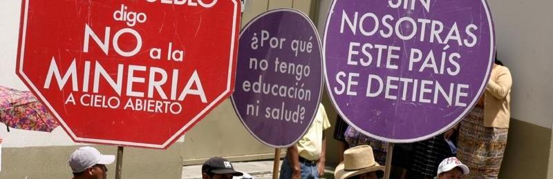 Guatemala: las empresas extractivas frente a los derechos humanos Image