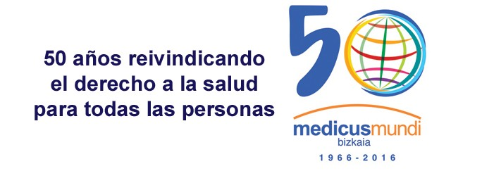 50º aniversario de medicusmundi bizkaia Image