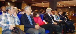 Público durante el acto