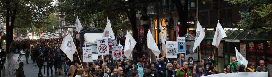 CETA eta Osasunaren pribatizazioa Image