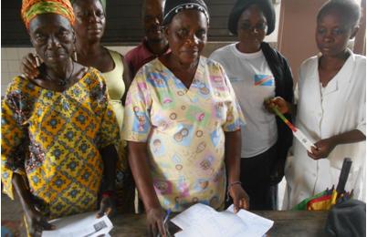 La asociación Zer0,7 continúa financiando el trabajo de medicusmundi bizkaia en RDC Image