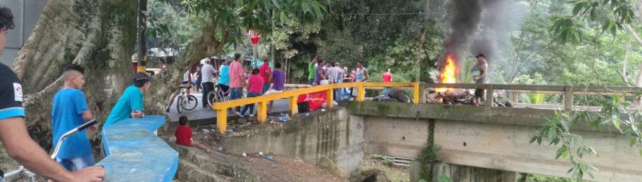 Hauteskunde osteko egoera gaiztotzen doa Hondurasen eta hautagaiek gerra zibilaren atarian daudela diote Image