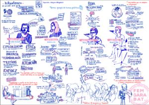 Jornada - violencia contra las mujeres y medios de comunicación femgarabat