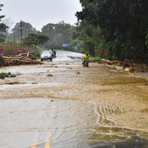 Ayuda humanitaria para Omoa, Honduras