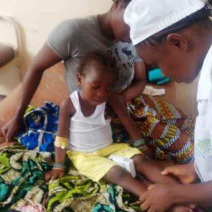 ¿Nos apoyas en la lucha contra la malnutrición infantil en RDC?