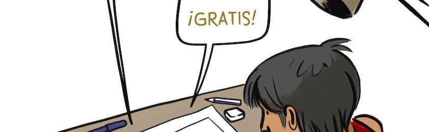 Komiki eta Giza Eskubideak Tailerra Getxon Image