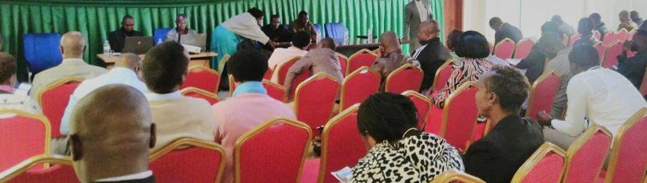 Seguimos promocionando la higiene y el saneamiento en Ruanda. ¡Gracias Ayuntamiento de Santurtzi! Image