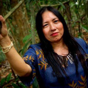 """[ENTREVISTA] ELAIZE FARIAS: """"Bajo el gobierno de Jair Bolsonaro, la Amazonía há sufrido un ataque sin precedentes"""""""