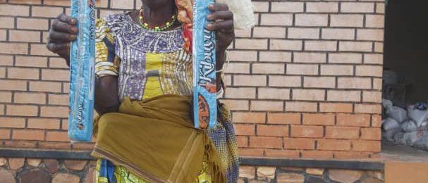 COVID-19ren aurkako borrokarekin bat egiten dugu Ruandan Image