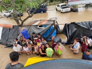 Actuamos contra los huracanes Eta e Iota en Centroamérica Image